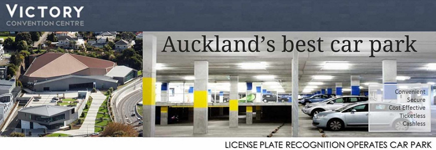 Licence Plate Recognition Operates Car Park
